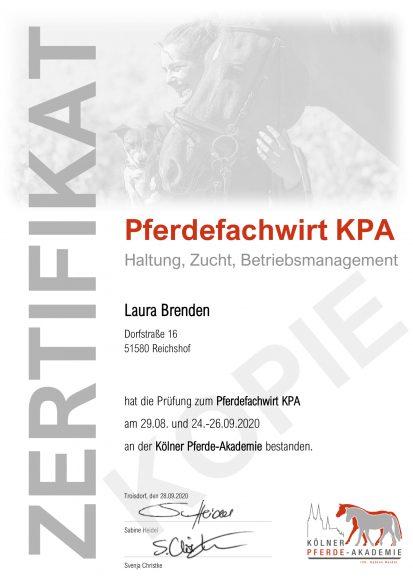 PFW Zertifikat 2020 - Brenden Kopie-1